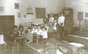 A pócsai iskola 1974-ben